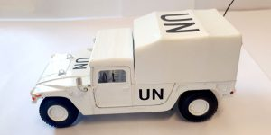 Hummer United Nations - Victoria 1:43