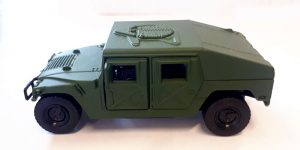 Hummer Army Green - 1:43