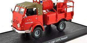 CCFL Renault 1981 - del Prado 1:50