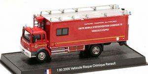 Vehicule Risque Chimique Renault 2005 Frankrijk - del Prado 1:80