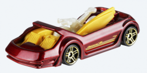 Dedra III - Hot Wheels 1:64
