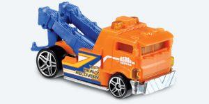 Heavy Hitcher - Hot Wheels 1:64