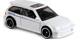 90 Honda Civic EF - Hot Wheels 1:64