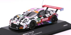 Porsche 911 GT3 R #69 (Limited Edition) - IXO 1:43