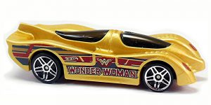 Power Pistons, Wonder Woman - Hot Wheels 1:64