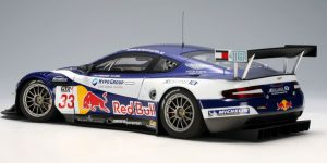 Aston Martin DBR9 Winner Mugello 2006 - AutoArt 1:18