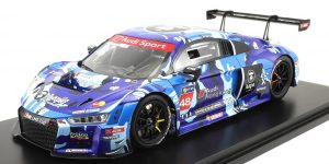Audi R8 LMS (Limited Edition) Blue Winner - MiniChamps 1:18