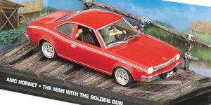 AMC Hornet, James Bond 007 The Man with the golden gun - Atlas 1:43