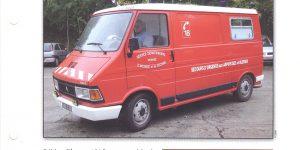 VSAB Citoen C35 1985 - del Prado 1:50
