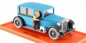 Taxi 1929 Kuifje in Amerika - Atlas 1:43