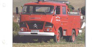 Dit exemplaar is afkomstig uit de prive verzameling van een verzamelaar van Brandweerauto's uit de hele wereld.