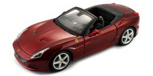 Ferrari California T (open top) - Bburago 1:24