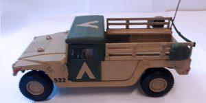 Hummer H1 Pick-up - Victoria 1:43