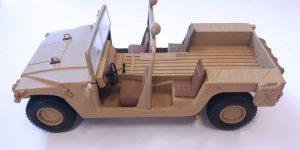Desert Storm Hummer - Victoria 1:43