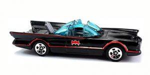 TV Series Batmobile (Metallic) - Hot Wheels 1:64
