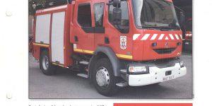 FPT Renault 2003 - del Prado 1:64