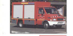 VSR Iveco 1999 - del Prado 1:50