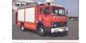 FSR Iveco 135-171 Frankrijk 1991 - del Prado 1:57