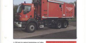 Renault Kerax, Cellule Poste de Commandement 1990 - del Prado 1:76