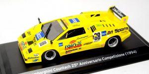 Lamborghini Countach 25 Anniversario Competizione (1994) - Atlas 1:43