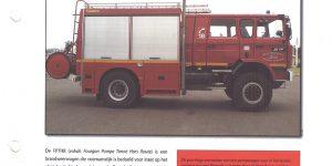 FPTHR Renault M210-14 Camiva 1999 - del Prado 1:72