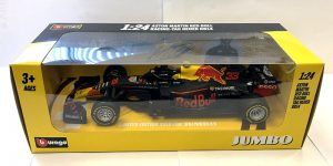 Aston Martin Red Bull Racing RB14 Max Verstappen - Bburago 1:24