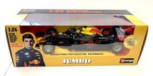 Aston Martin Red Bull Racing RB15 Max Verstappen - Bburago 1:24