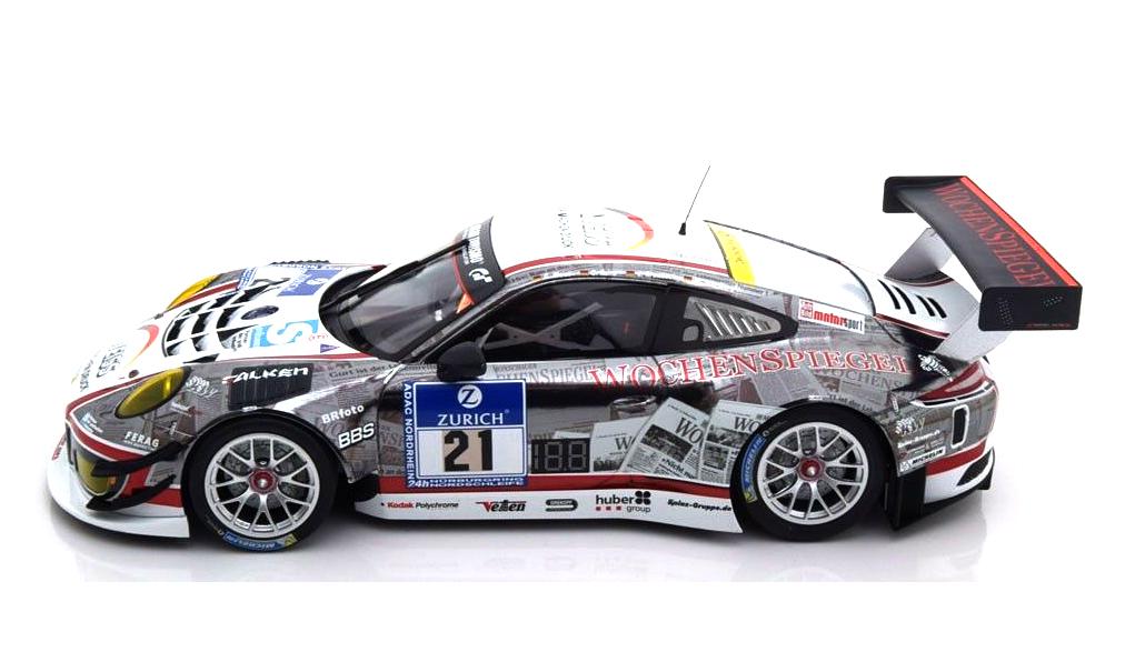 Porsche 911 GT3 R 2016 - MiniChamps 1:18