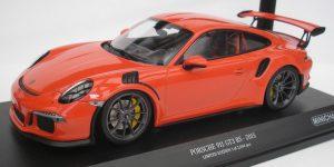 Porsche 911 GT3 RS - 2015 - MiniChamps 1:18