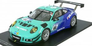 Porsche 911 GT3 R #44 (Limited Edition) - IXO 1:43