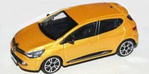 Renault Clio Street Fire - Bburago 1:43
