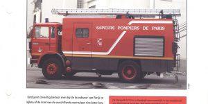 Renault Fourgon d'appui, 1985 - del Prado 1:64