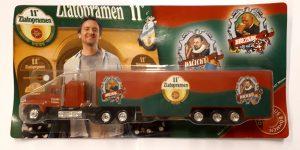 Vrachtauto Zlatopramen met trailer - 1:87