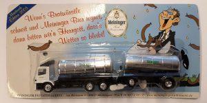 Vrachtauto Meininger met trailer - 1:87