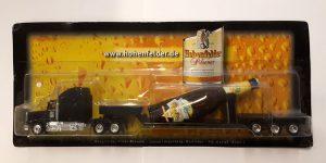 Vrachtauto Hohenfelder Radler Pilsener met trailer - 1:87