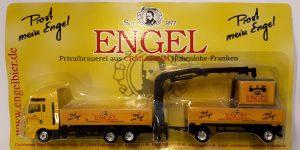 Vrachtauto Engel-Braü met trailer - 1:87