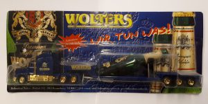 Vrachtauto Wolters met trailer - 1:87