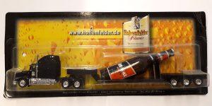 Vrachtauto Hohenfelder Bronx met trailer - 1:87