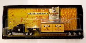 Vrachtauto Hohenfelder Das Premium met trailer - 1:87