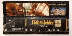 Vrachtauto Hohenfelder Pilsener met grote trailer - 1:87