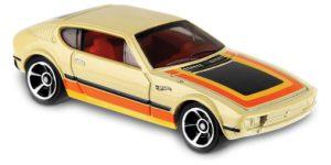 Volkswagen SP2 - Hot Wheels 1:64