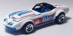 '69 Corvette Racer - Hot Wheels 1:64