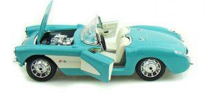 1957 Chevrolet Corvette - Maisto 1:24
