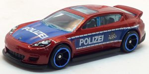 Porsche Panamera - Hot Wheels 1:64