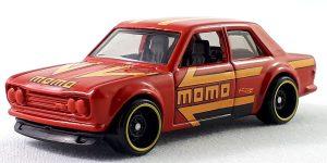 71 Datsun 510 - Hot Wheels 1:64