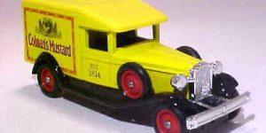 1936 Packard Colman's Mustard 1:43 - LLedo 1:43