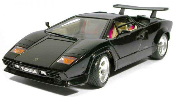 Lamborghini Countach 1988 - Bburago 1/18