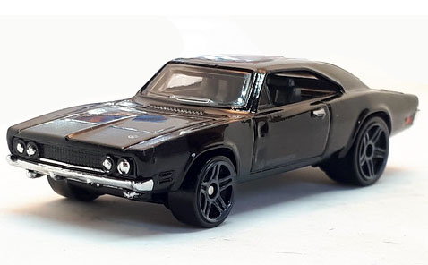 69 Dodge Charger 500 - Hot Wheels 1:64