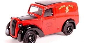 Z Van Royal Mail 1950 - Moris 1:43