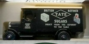 Days Gone 1931 Morris Van Tate Sugar - Lledo 1:43